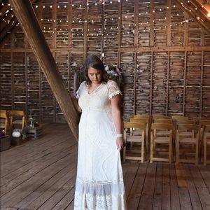 Lace Dress - Torrid Brand Size 1